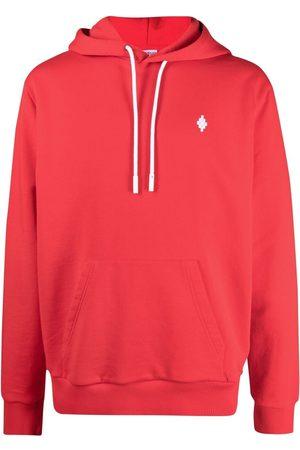 MARCELO BURLON Cross logo hoodie