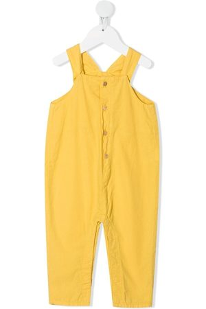 KNOT Oliver button-up jumpsuit