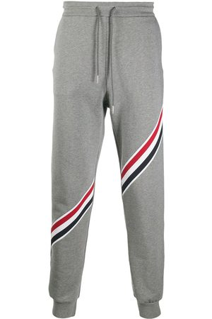 Thom Browne RWB-stripe trackpants