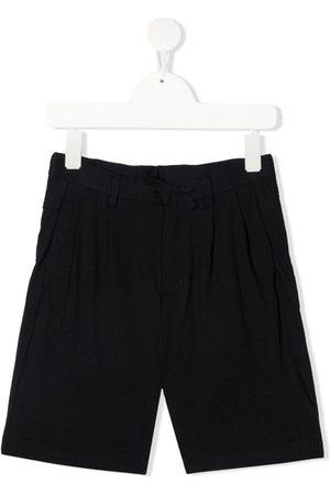 Emporio Armani Pleated detail shorts