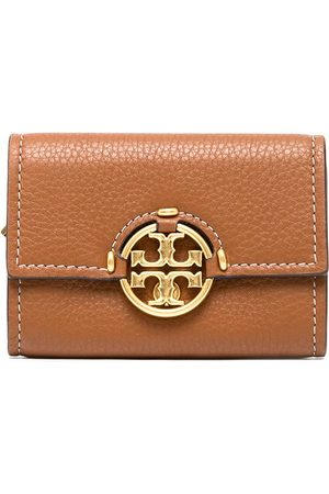 Tory Burch Mini Miller leather wallet