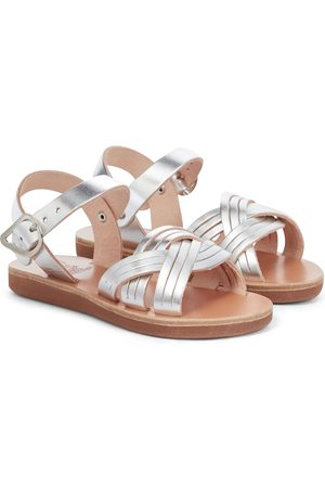 Ancient Greek Sandals Little Electra Soft leather sandals