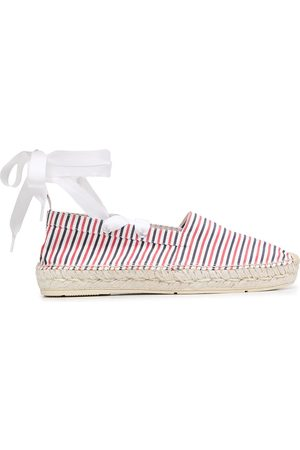 Thom Browne Removable ankle tie espadrilles