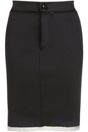 AMIR SLAMA Women Pencil Skirts - Neoprene pencil skirt