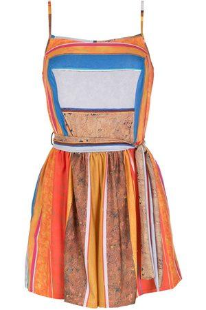 AMIR SLAMA Women Playsuits - Printed playsuit