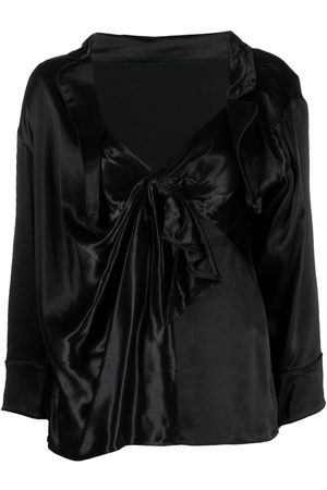 Alexander Wang Draped-camisole shirt