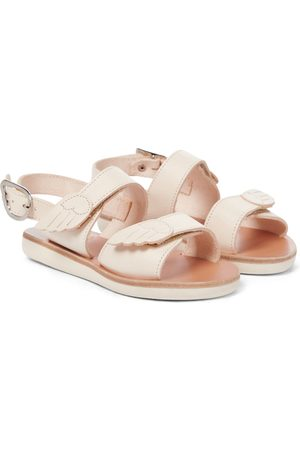 Ancient Greek Sandals Little Iliada Soft leather sandals