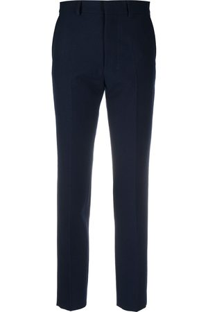 Ami Pressed-crease detail tailored trousers
