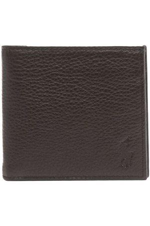 Polo Ralph Lauren Logo-debossed bi-fold wallet