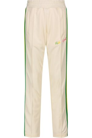 Palm Angels Technical jersey trackpants