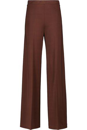 Jil Sander High-rise straight pants