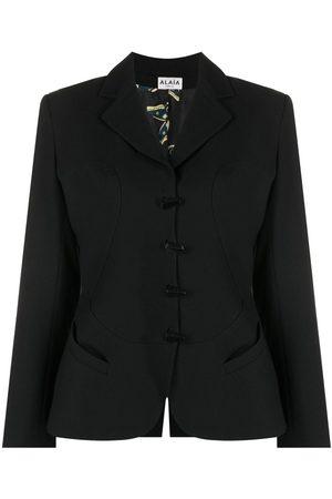 Alaïa Women Suits - 1991-1992 notched lapels skirt suit