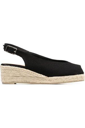 Castaner Open-toe wedge sandals