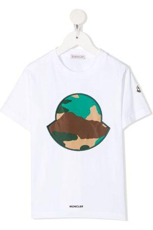 Moncler Mountain graphic T-shirt