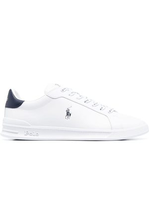 Polo Ralph Lauren Low-top logo-print sneakers