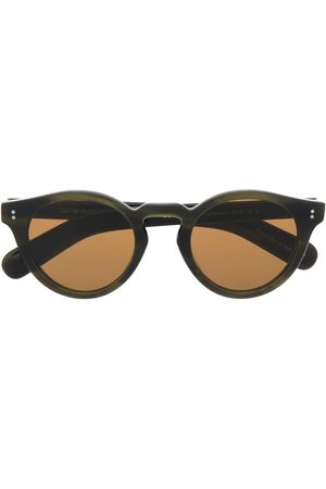Oliver Peoples Martineaux round-eye frame sunglasses