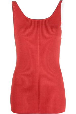 Peter Do Maggie knitted tank top