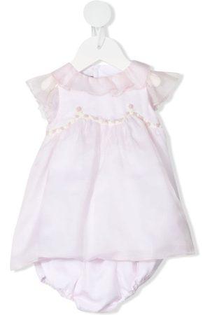 LA STUPENDERIA Clarissa embroidered dress
