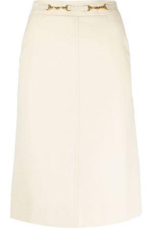 Céline Women Belts - Pre-owned chained belt skirt