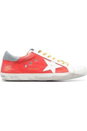 Golden Goose Men Sneakers - Super-Star low-top sneakers