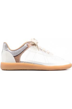 Maison Margiela Replica transparent sneakers