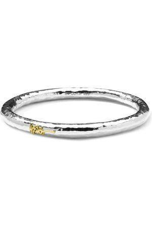 Ippolita Women Bracelets - Large hammered signature bangle