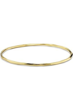 Ippolita Women Bracelets - 18kt yellow thin faceted Classico bangle