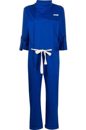 MONSE Racer cotton jumpsuit
