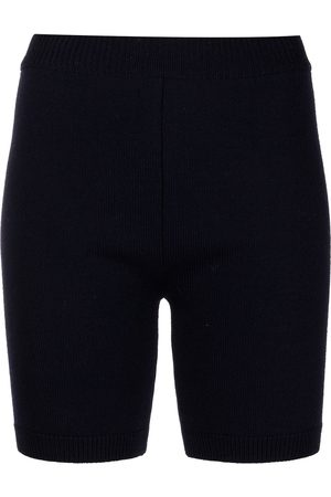MONSE Organic wool shorts