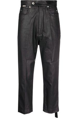 Rick Owens Cropped denim jeans