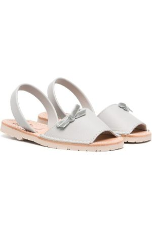 DOUUOD KIDS Bow-detail sandals