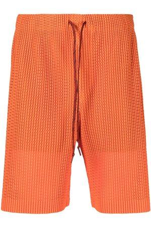 HOMME PLISSÉ ISSEY MIYAKE Drawstring track shorts