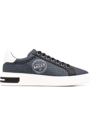 Bally Miky-Patch low-top sneakers