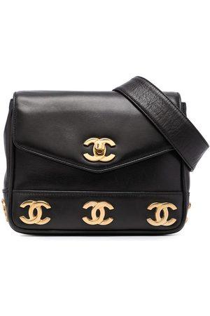 CHANEL Triple CC belt bag