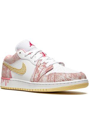 """Jordan Air 1 Low """"Paint Drip"""" sneakers"""