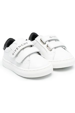 Givenchy Logo-print touch-strap sneakers