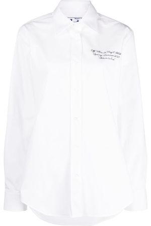 OFF-WHITE New Basic shirt