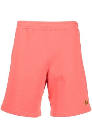 Kenzo Tiger cotton-jersey shorts
