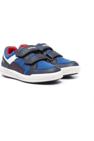Geox Arzach touch-strap sneakers