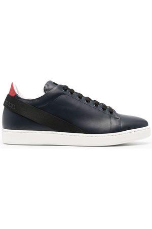 Kiton Two-tone low-top sneakers