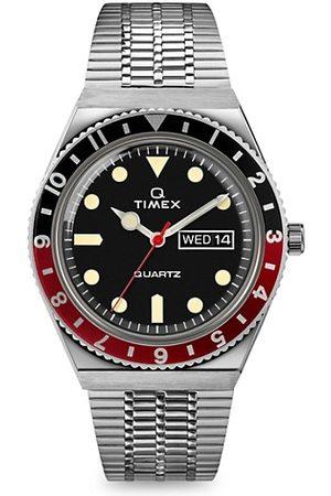 Timex Q 3-Hand Q Reissue 38Mm Stainless Steel Bracelet Watch