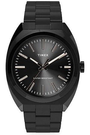 Timex Milano Xl 3-Hand Milano Xl 38Mm Stainless Steel Bracelet Watch