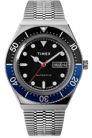 Timex M79 Automatic Stainless Steel Bracelet Watch