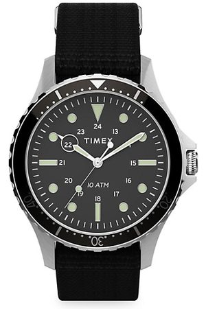 Timex Navi XL 3-Hand Fabric Strap Watch