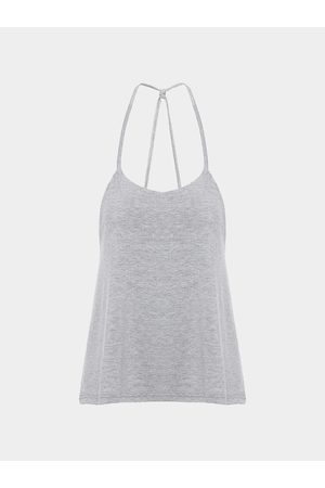 YOINS Open Back Cami Top In