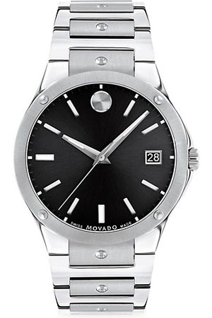Movado Men Watches - S.E. Stainless Steel Bracelet Watch