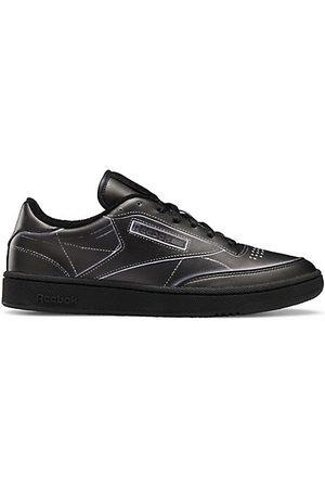Maison Margiela Men Sneakers - X Reebok Club C Trompe L'oeil Sneakers