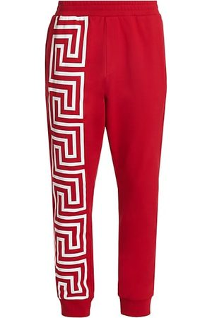 VERSACE Men Joggers - Logo Sweatpants