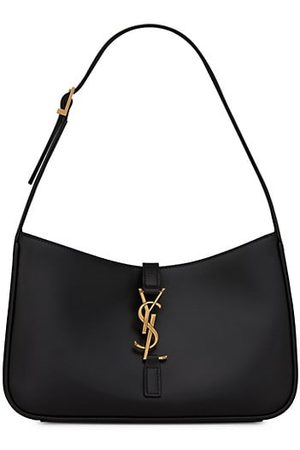 Saint Laurent Women Handbags - Le 5 à 7 Leather Hobo Bag