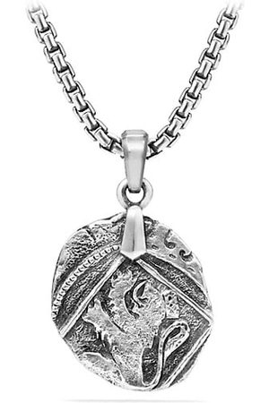 David Yurman Men Necklaces - Sterling Shipwreck Pendant
